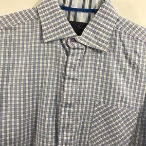 UGPURPLE LABEL👔Stylish  casual man shirt